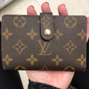Louis Vuitton French KISS Wallet